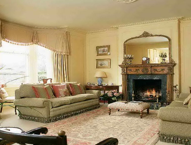 Elegant Formal Living Room Furniture