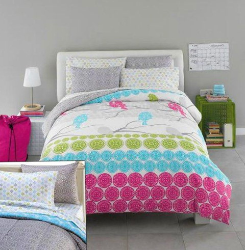 Extra Long Twin Bedding For College