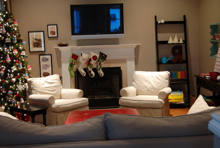 Family Room Decorating Ideas With Tv