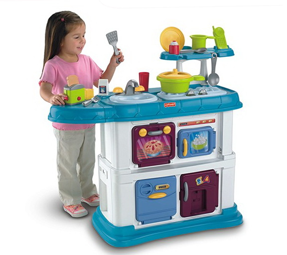 Fisher Price Kitchen Sets For Kids