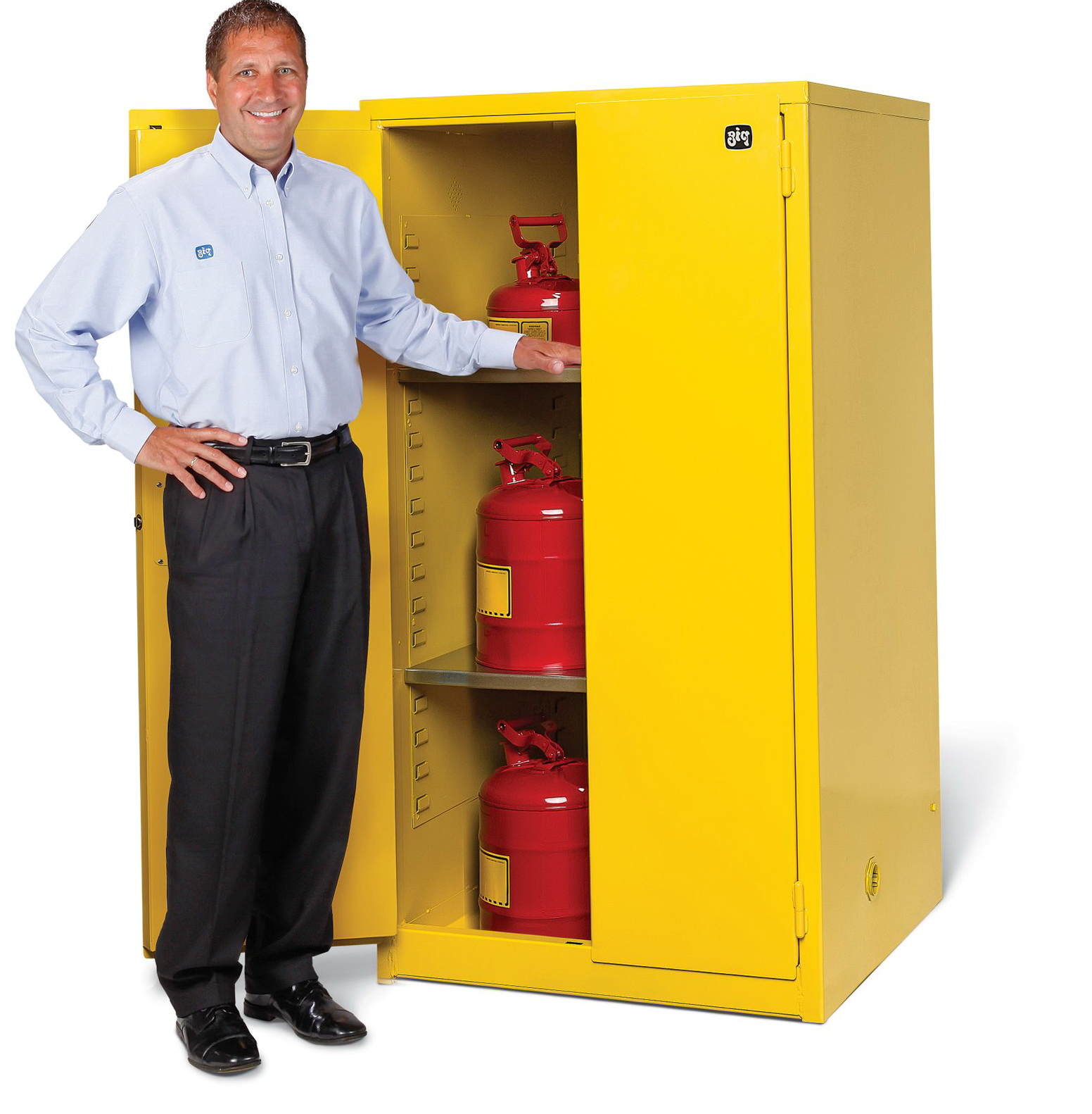 Flammable Storage Cabinet Grounding