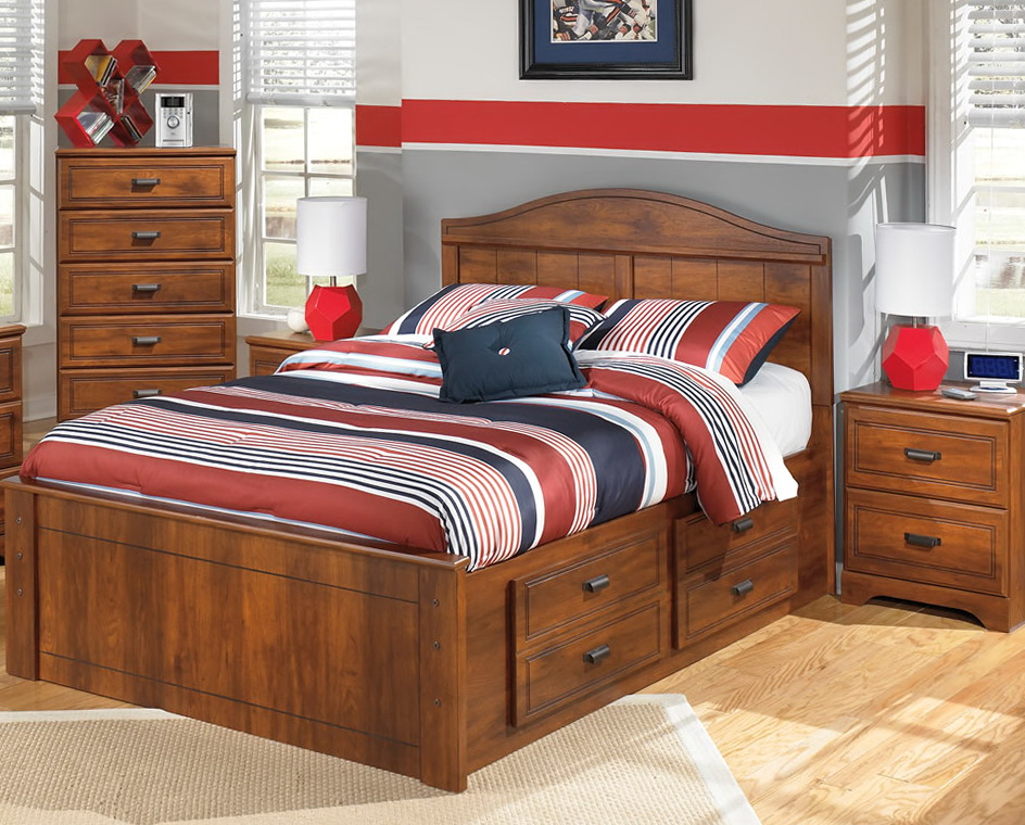 Full Size Storage Beds Sale