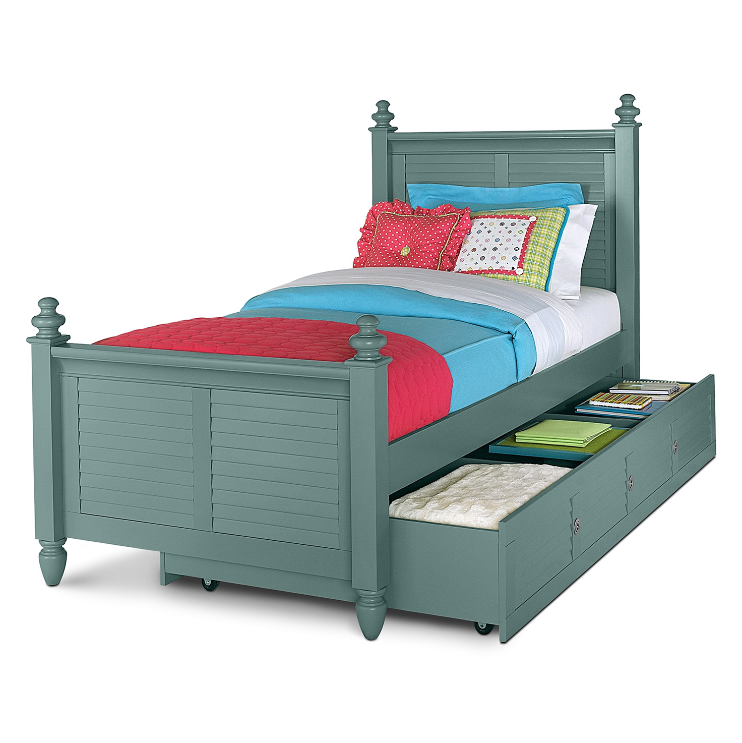 Full Trundle Beds For Kids