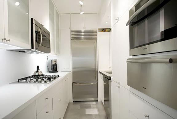 Galley Kitchen Designs Photos