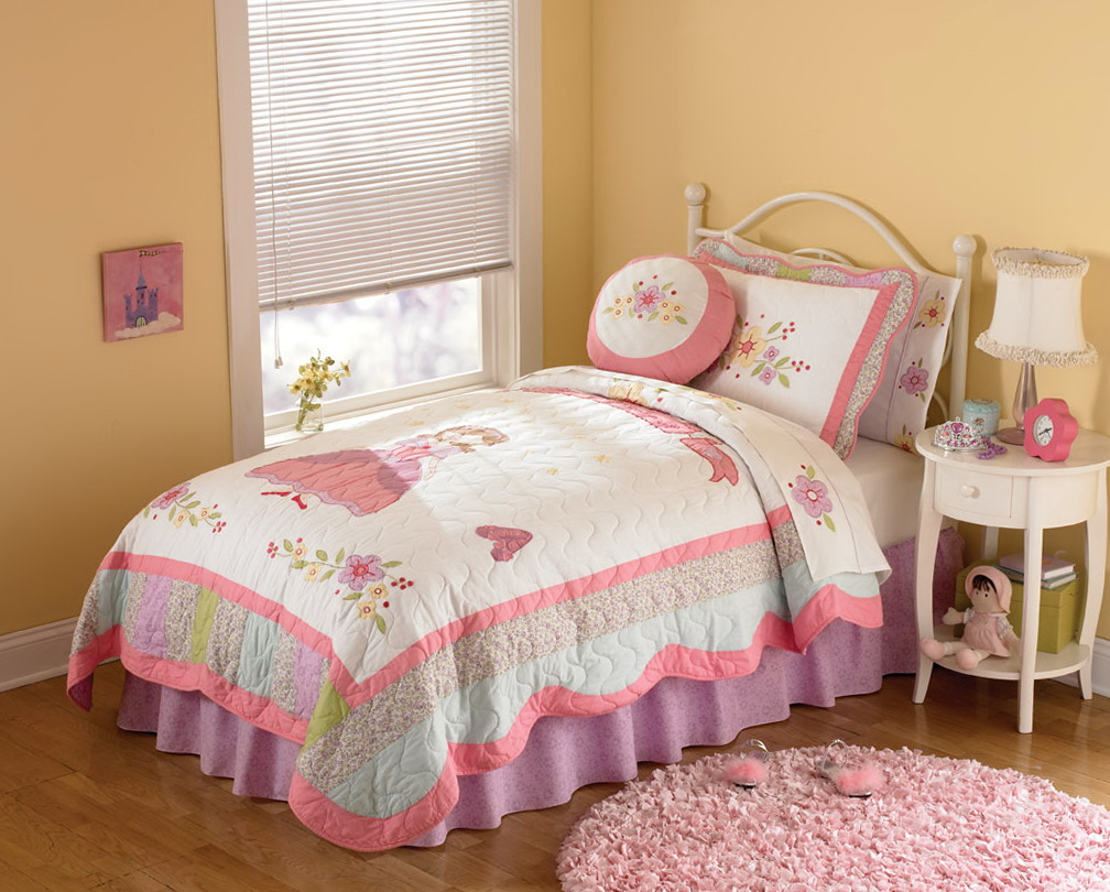 Girl Bedding Sets Twin
