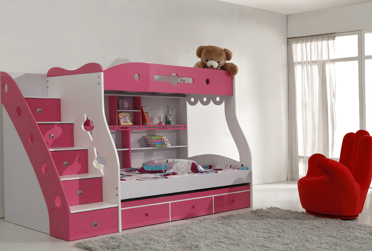Girl Bunk Beds For Sale