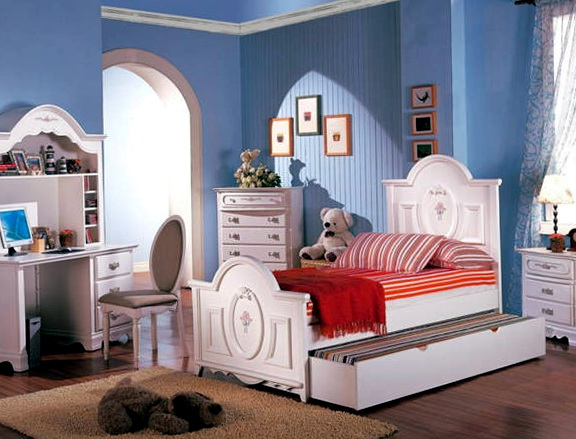Girls Bedroom Furniture Ideas