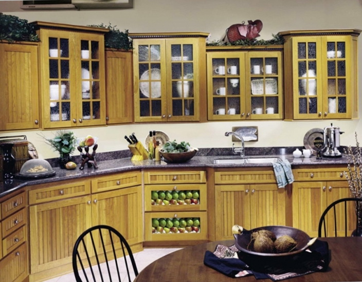 Glass Kitchen Cabinet Doors Home Depot