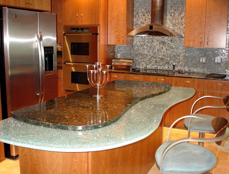 Granite Kitchen Countertops Ideas