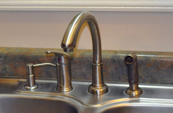 Grohe Kitchen Faucet Removal