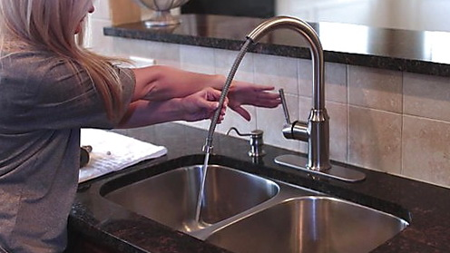 Hansgrohe Kitchen Faucets Talis C