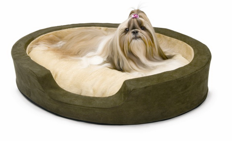 Heated Dog Bed Large