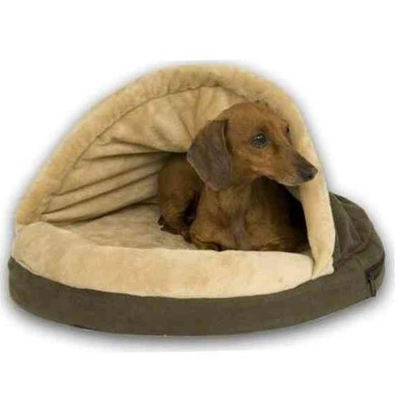 Heated Dog Bed Outdoor