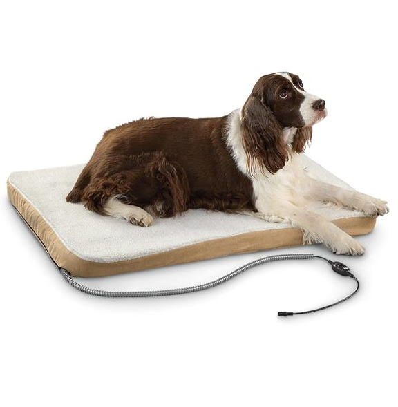 Heated Pet Beds For Dogs