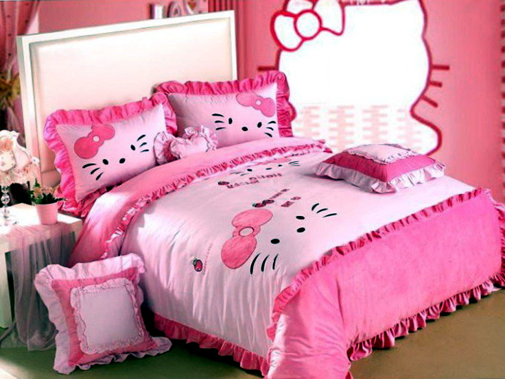 Hello Kitty Bedroom Furniture For Kids