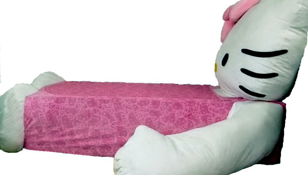 Hello Kitty Bedroom Set In A Box