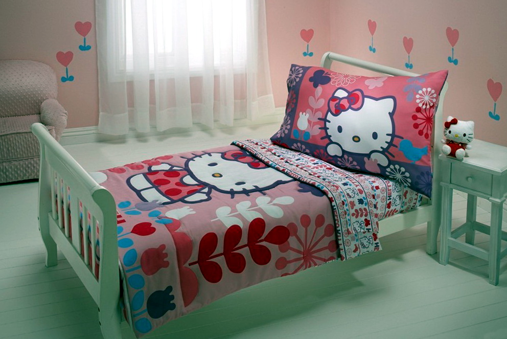 Hello Kitty Bedroom Sets Girls