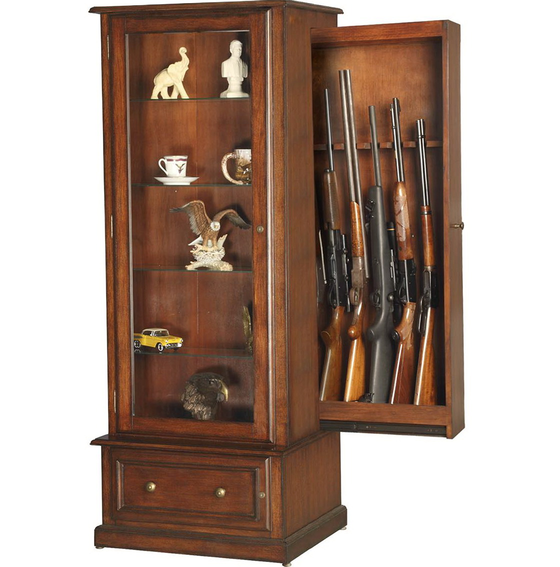 Hidden Gun Cabinet Furniture