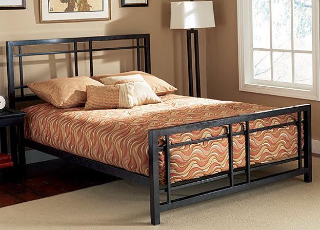 High Bed Frame Full