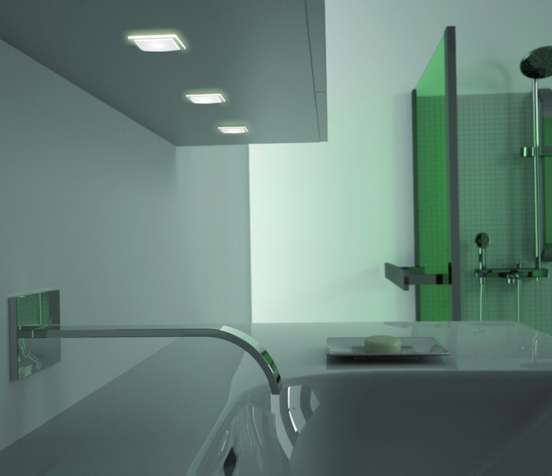 Home Depot Bathroom Lighting Ideas
