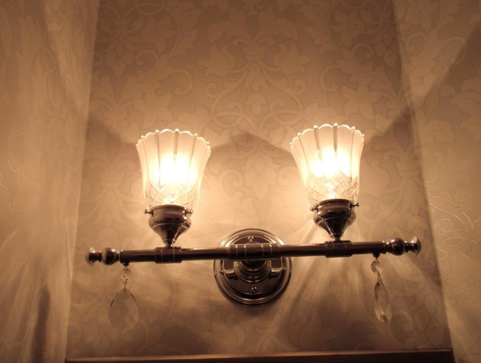 Home Depot Bathroom Lights