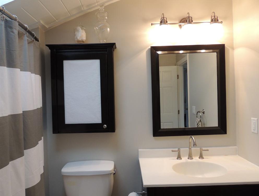 Home Depot Bathroom Mirrors