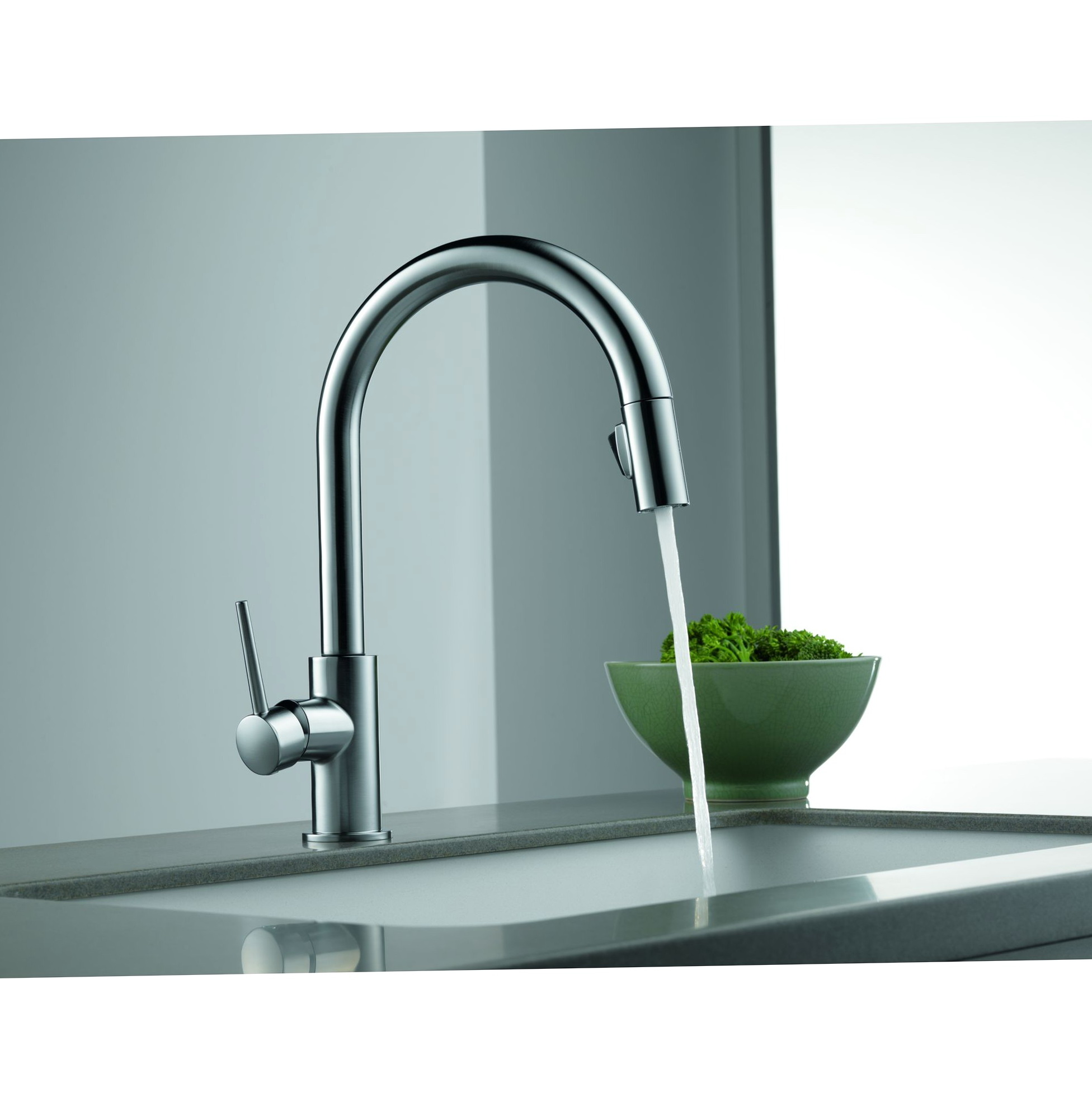Home Depot Kitchen Faucets