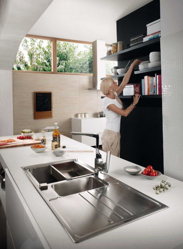 Home Depot Kitchen Sinks