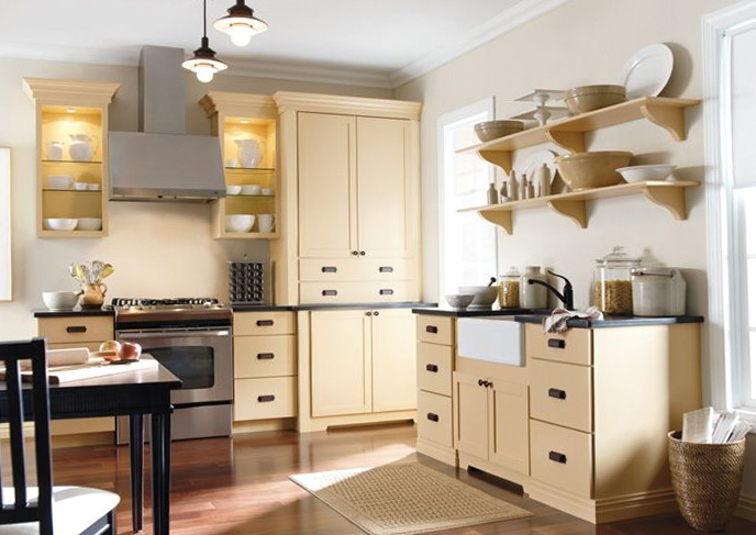 Home Depot Kitchens Martha Stewart