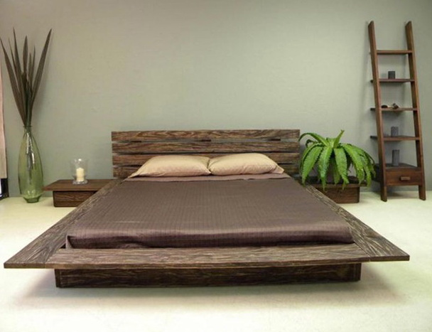 How To Build A Japanese Platform Bed