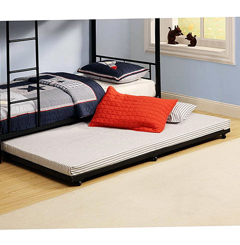 How To Build A Trundle Bed Frame