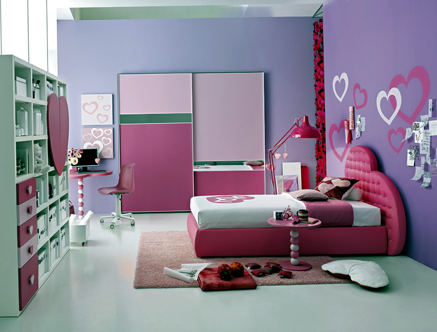 How To Decorate A Bedroom For Girls