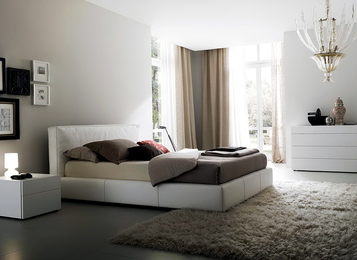 How To Decorate A Bedroom Simple