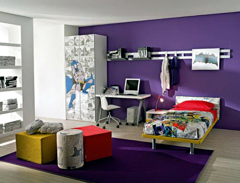 How To Decorate A Bedroom Wall