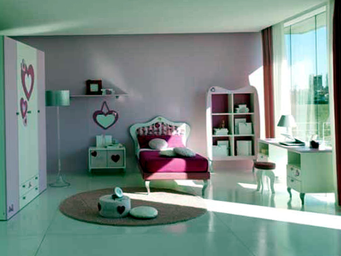 How To Design A Bedroom For A Teenage Girl