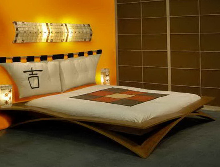 How To Make A Japanese Platform Bed