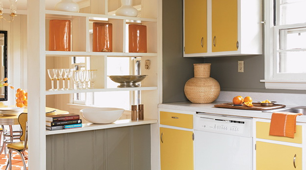 How To Paint Metal Kitchen Cabinets