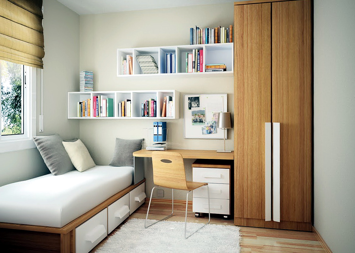Ideas For Small Bedrooms On A Budget