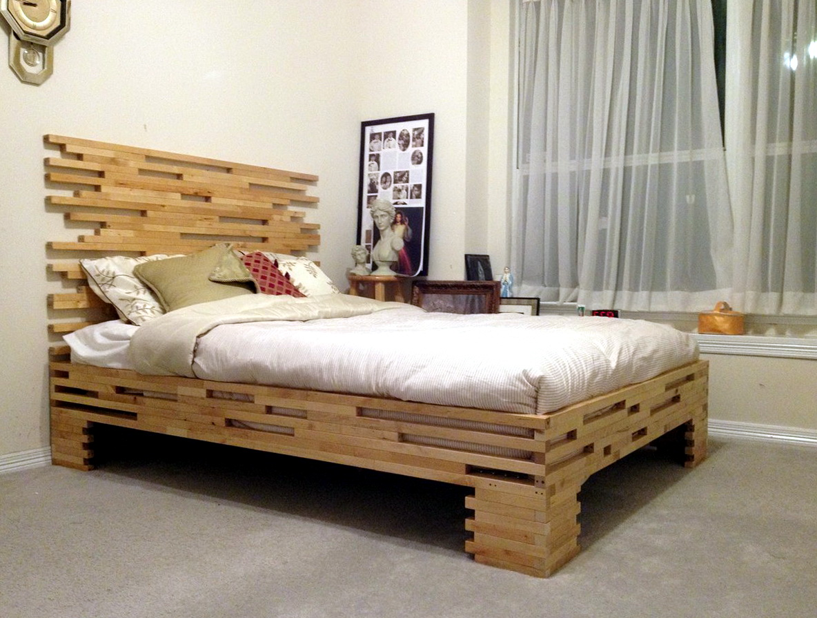 Ikea Bed Frame Hack