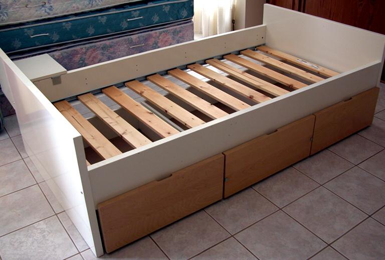 Ikea Bed Frames Twin