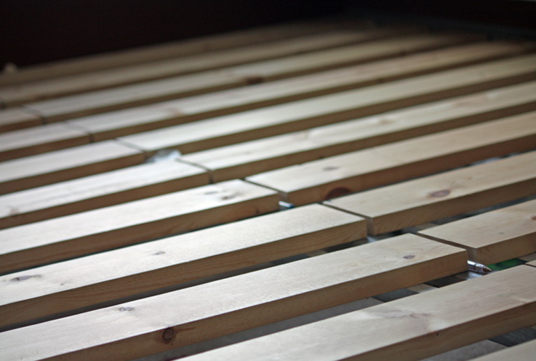 Ikea Bed Slats Falling
