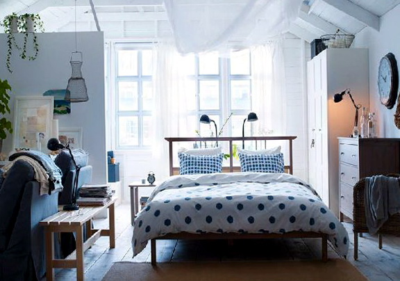 Ikea Bedroom Furniture For Small Spaces
