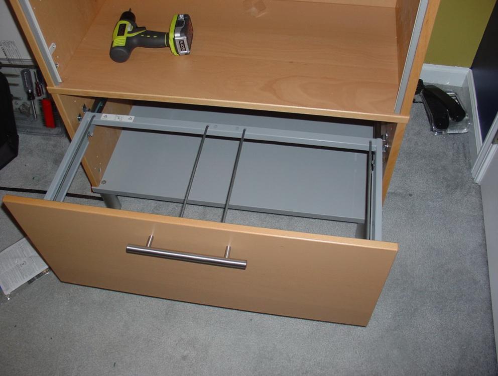 Ikea Filing Cabinet Lock