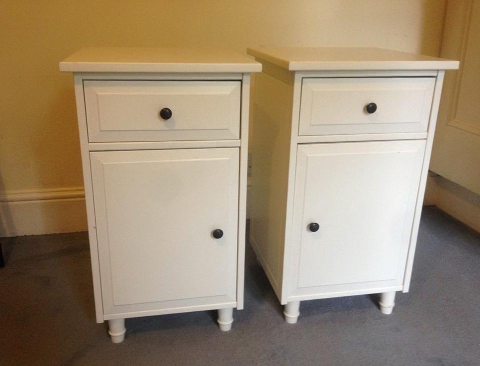 Ikea Hemnes Bedside Cabinet