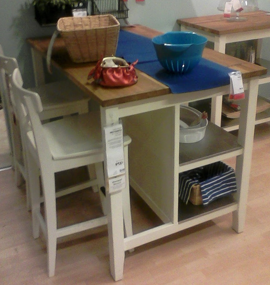 Ikea Kitchen Island With Stools