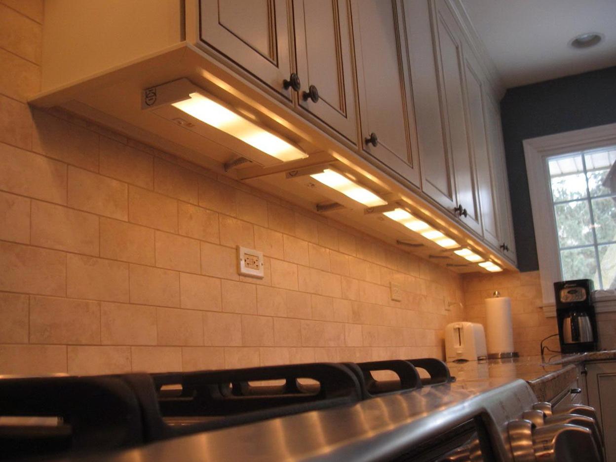 Ikea Under Cabinet Lights
