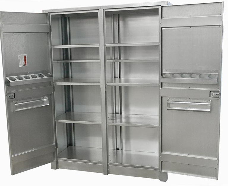Industrial Metal Storage Cabinets