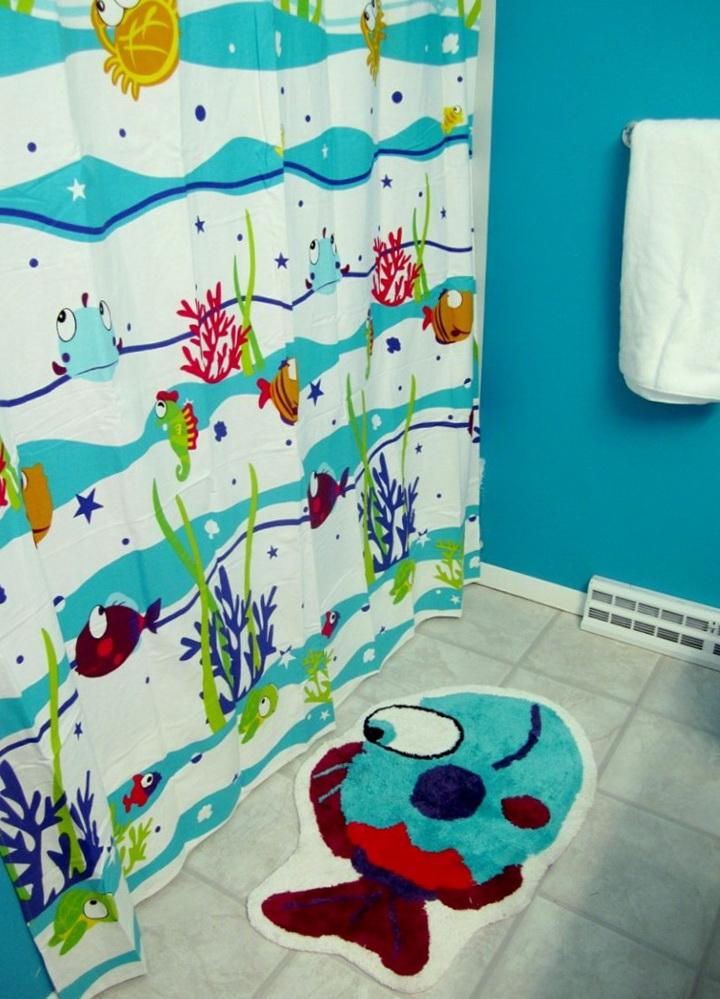 Kids Bathroom Sets Fish