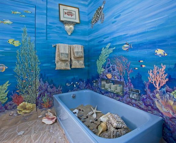 Kids Bathroom Sets Ocean