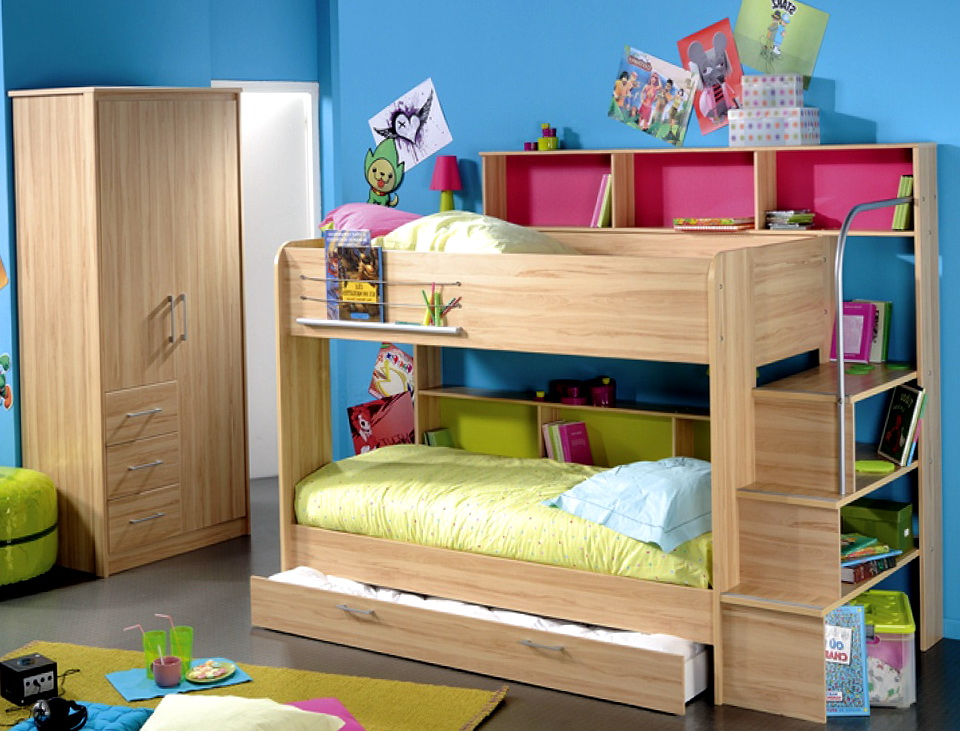 Kids Loft Beds With Storage